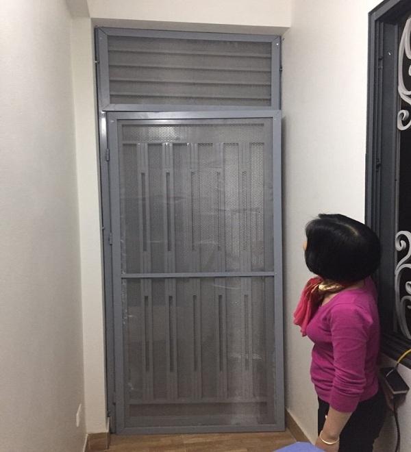 cửa lưới ngăn côn trùng tại hà nội